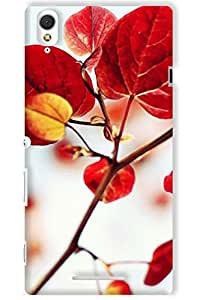 IndiaRangDe Case For Sony Xperia T3 (Printed Back Cover)