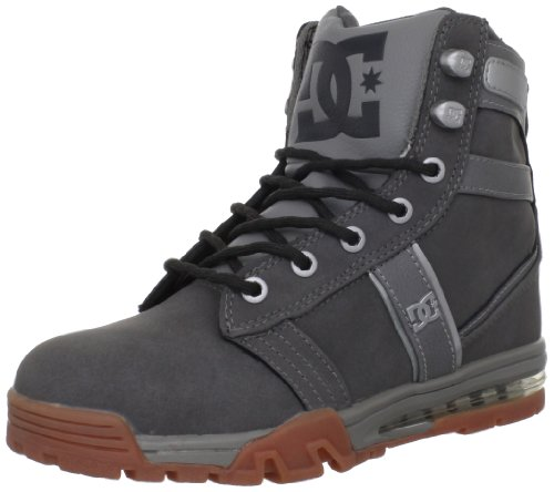 DC Shoes DC Shoes - Schuhe - LIEUTENANT WR H2ZERO BOOT - D0302885-2GGD - grey Boots Mens Gray Grau (GREY/GUM 2GGD) Size: 7 (41 EU)