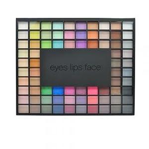 e.l.f. 100 Piece Eyeshadow Palette, 3.7 Ounce by JA Cosmetics