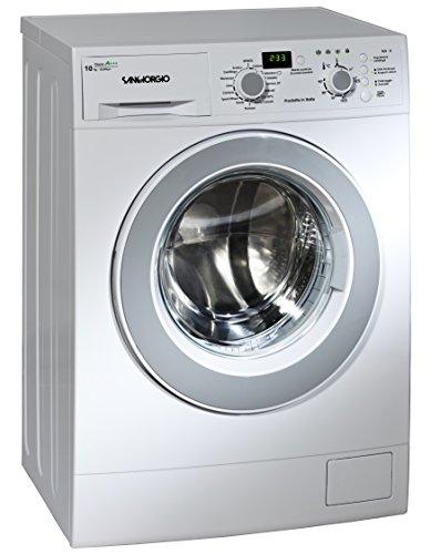 SanGiorgio SEN1012D Libera installazione 10kg A+++ Bianco Caricamento frontale lavatrice