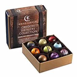 Moonstruck Chocolate Oregon Distillers Collection