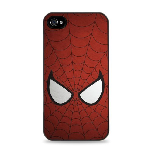 315 Spiderman Apple Iphone 5C Hardshell Case - Black front-965458