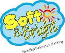 Soft & Bright Batting 4oz Baby 45