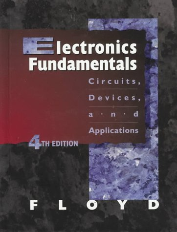Electronics Fundamentals: Circuits, Devices, and Applications from Prentice Hall College Div