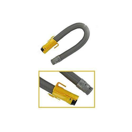 Dyson DC07 Attachment Hose Yellow FIT DC07 Bagless Upright # 904125-14, 904125-07, 10-1100-03 (Dyson Dc 7 Hose compare prices)