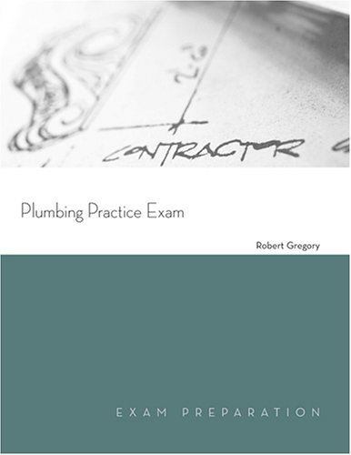 Plumbing Practice Test Exam (Exam Preparation) - Kaplan Publishing - 1419503944 - ISBN:1419503944