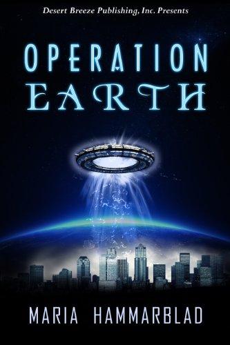Book: Operation Earth by Maria Hammarblad