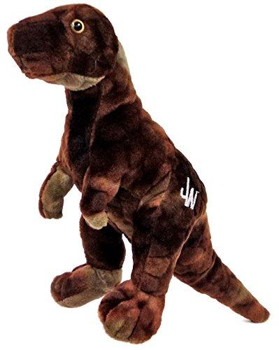 Jurassic-World-7-Plush-Brown-Tyrannosaurus-Rex