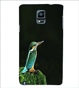 PRINTSWAG BLUE BIRD Designer Back Cover Case for SAMSUNG GALAXY NOTE 3