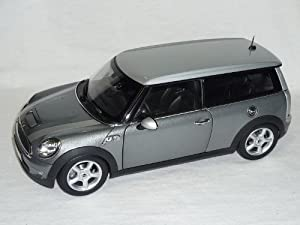 mini cooper s clubman silber 1 18 kyosho modellauto modell. Black Bedroom Furniture Sets. Home Design Ideas