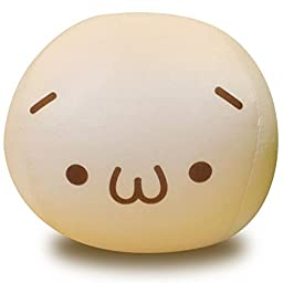 VERUS Round Funny Face Pillow Creative Toy 8 inches