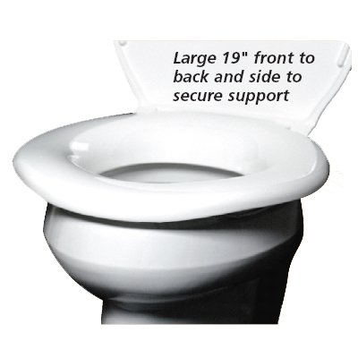 Large Toilet Seat Covers. Bariatric heavy duty toilet seat supports 1200lbs and is 19  wide grips to the EXTRA LARGE TOILET SEAT Extra large Britax car