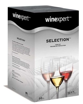 Selection International Italian Amarone Style with Grape Skins (Selection International Wine Kits compare prices)