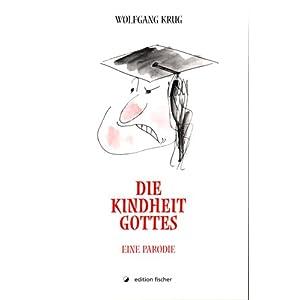 eBook Cover für  Die Kindheit Gottes Eine Parodie