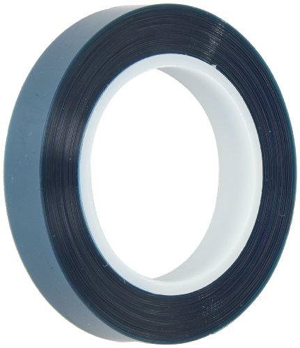 "Maxi Flash Break Silicone Film Electrical Tape, 6.5 Mil Thick, 36 Yds Length, 3/4"" Width, Blue"