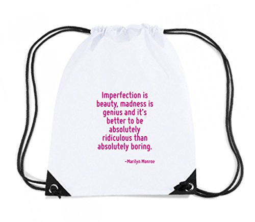 cotton-island-backpack-budget-gymsac-cit0260-imperfection-is-beauty-madness-is-genius-and-it-s-bette