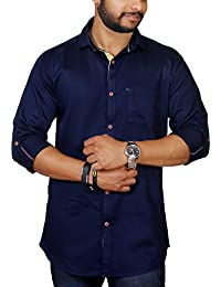 Jugend (Buzzer) Multi Coloured Cotton Casual Shirt For Men