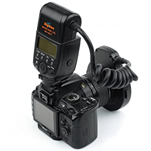 MK-14EXT LED Macro Ring Flash Light Camera Flashes