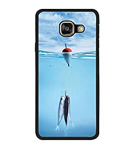Vizagbeats Fishes and Bambaram Back Case Cover for SAMSUNG GALAXY A5 2016 EDITION