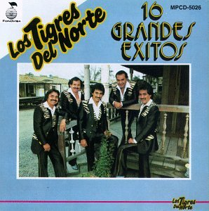 Los Tigres Del Norte - 16 Grandes Exitos - Amazon.com Music