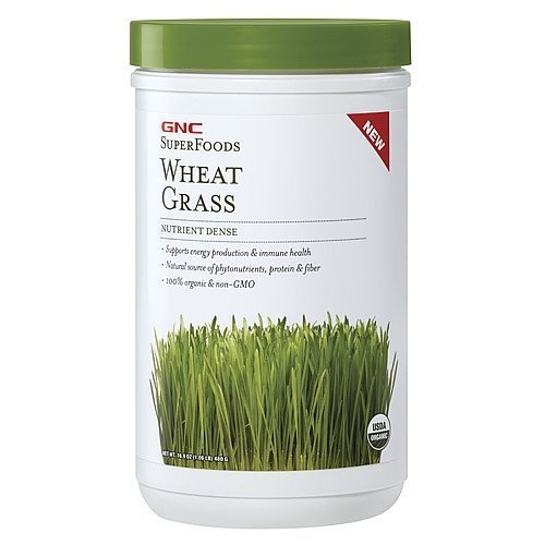 GNC SuperFoods Wheat Grass 1.06 lbs by GNC (Gnc Wheatgrass compare prices)