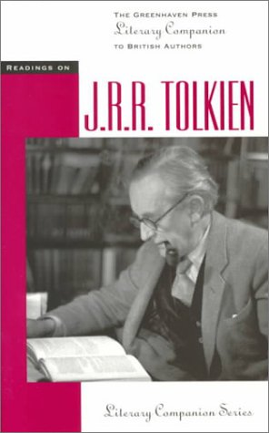 Literary Companion Series - J.R.R. Tolkein (paperback edition)