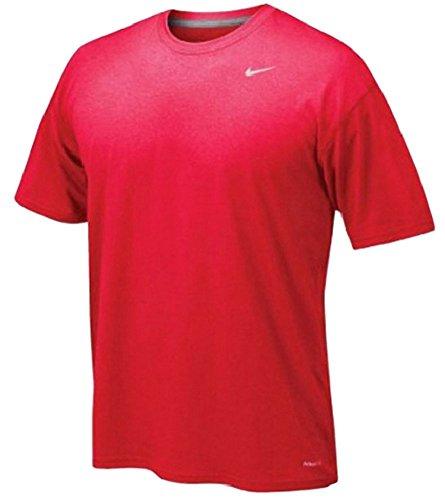 Nike Men's Legend Dri-FIT Poly S/S Crew Top
