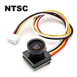 600TVL 1/4 1.8mmレンズ NTSC CMOS 170度広角CCD ミニFPVカメラ 解像度:1280*960 (NTSC)