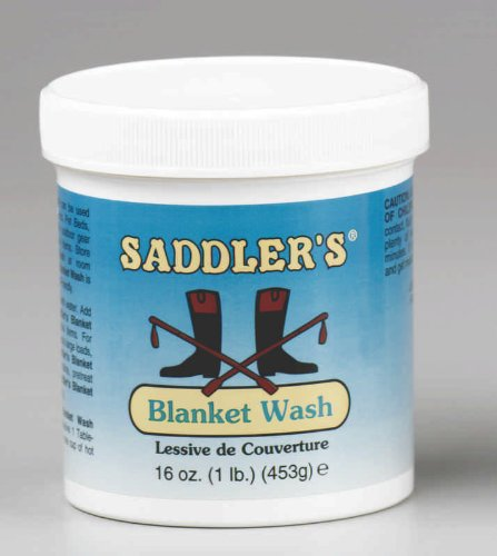 SADDLER J M 88016 Saddlers Blanket Wash, 1 lb