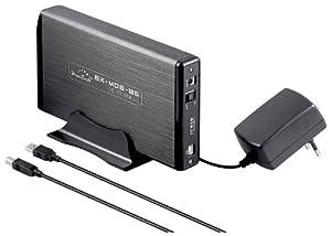 "Wintech HDD EX-MOB 85 Externes IDE Festplattengehäuse 8,89cm (3.5"") schwarz"