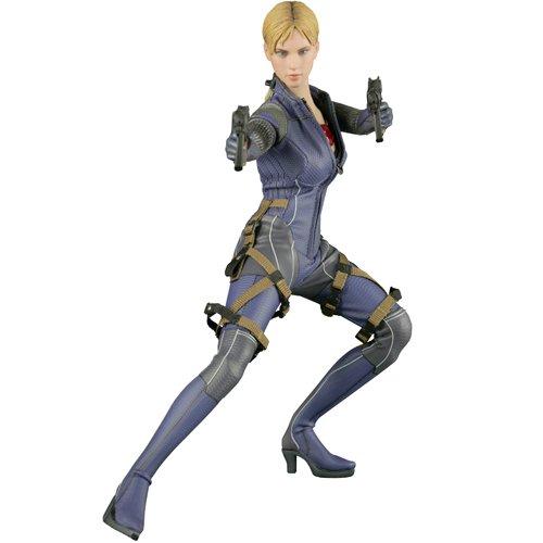 Biohazard 5, Videogame Masterpiece, 1/6 Jill Valentine Action Figure, Battle Suit Version, 30 cm