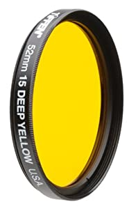 Tiffen 58mm 15 Filter (Yellow)