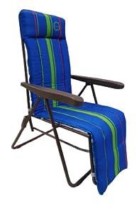 o 39 beach c006 chaise longue pliante 5 positions bleu sports et loisirs. Black Bedroom Furniture Sets. Home Design Ideas