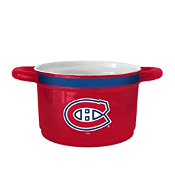 NHL Montreal Canadiens 23-Ounce Sculpted Gametime Bowl