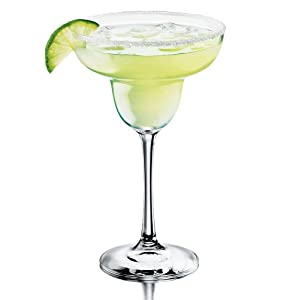 Libbey Vina Margarita Glass, Set of 6