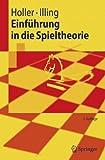 Image de Springer-Lehrbuch: Einführung in die Spieltheorie