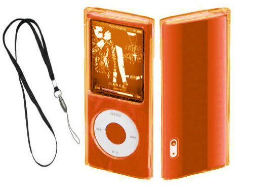 MaryCom Crystal Case Light Orange