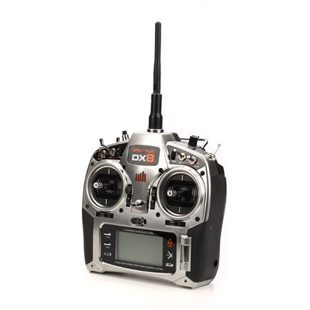 DX8 DSMX Transmitter Only MD2