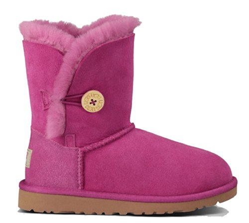 Ugg Kids' Bailey Button Boot Toddler/Preschool (Victorian Pink 6.0 M) front-39197