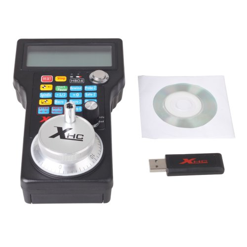 Nextrox® Cnc Mach3 Electronic Wireless Handwheel