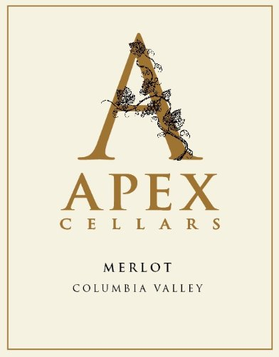 2010 Apex Cellars Merlot, Columbia Valley 750 Ml
