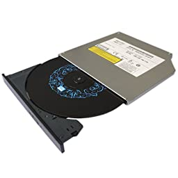 HIGHDING SATA Blu-ray BD-R/RE Drive Burner Writer Replacement for Dell Inspiron 17R 5720,17R SE 7720