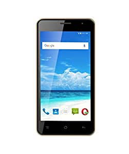 Swipe Konnect Prime ( 8GB, 4GVoLTE, Gold Smart Phone)