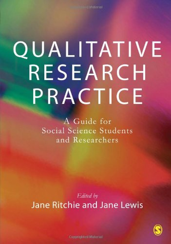 Qualitative Research Practice: A Guide for Social Science...