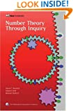 Number Theory Through Inquiry (Maa Textbooks) (Mathematical Association of America Textbooks)
