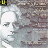 St. Matthew Passion-Hlts