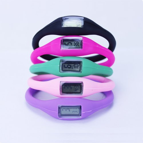 3CERA® Sport Ion Quartz Silicone Anion Bracelet