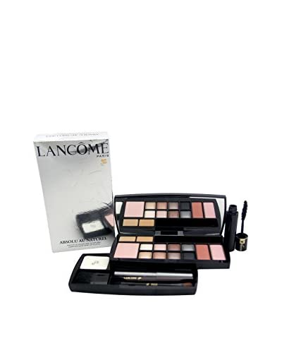 Lancome Absolu Au Naturel Complete Nude Make-Up Palette As You See