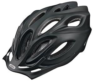 ABUS Herren Fahrradhelm Aduro, Black Matt, 58-62 cm, 52024-2