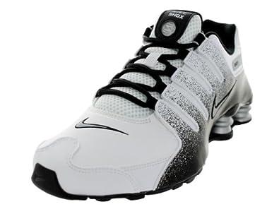 Nike Mens Shox NZ EU Running Shoe by Nike
